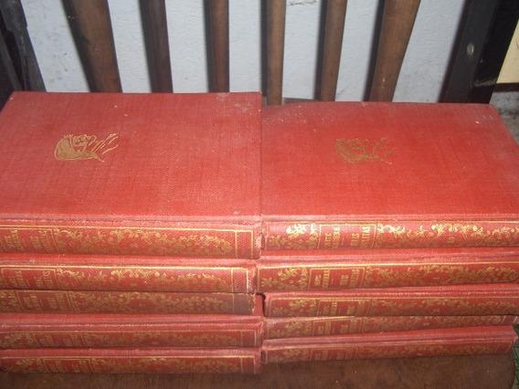Obras Completas Dante Aleghieri 10 Volumes 1957