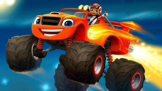 Kit Imprimible Blaze And The Monster Machines Fiesta 3x1
