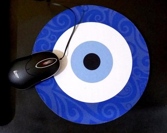 Mousepad Com  estampa De Olho Grego