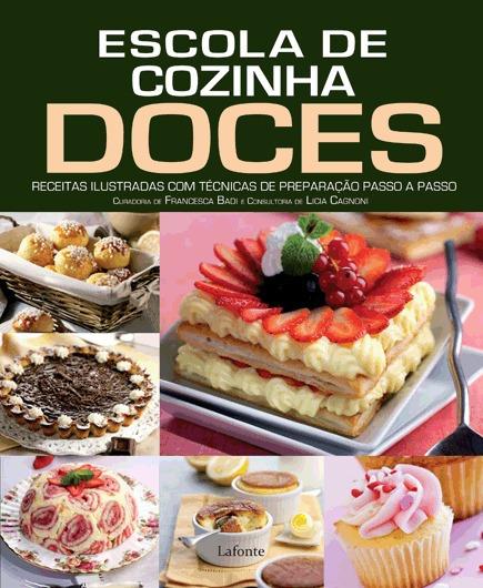 Escola De Cozinha Doces