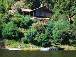 Sisga Cundinamarca, Cabaña A Orilas De La Represa