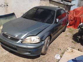 Sucata Civic 98/99 Em Peças