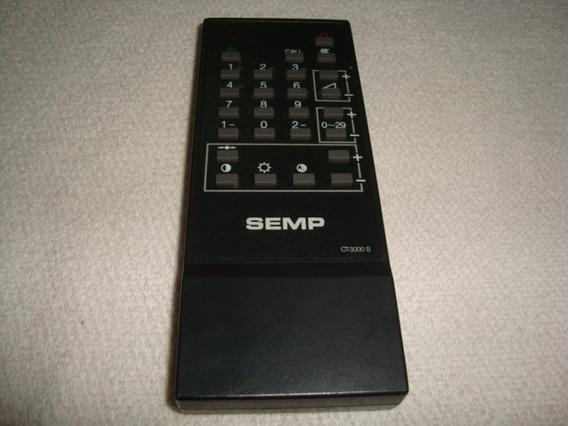 Controle Remoto Semp Ct-3000 S Arte Som