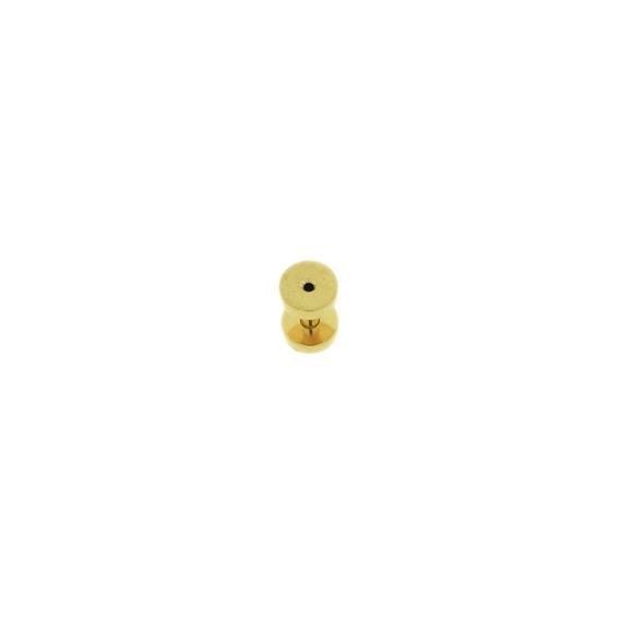 Alargador Dourado Liso
