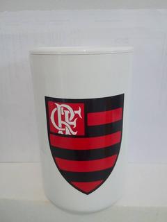 03 Porta Lata 269 Ml Cerveja Palito Flamengo