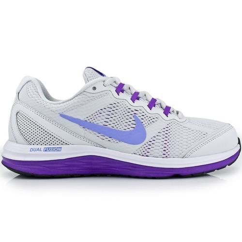 Tênis Nike Feminino Dual Fusion Run 3654446 004 Originalnf