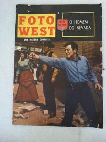 Foto West Nº 26! Editormex 1964!
