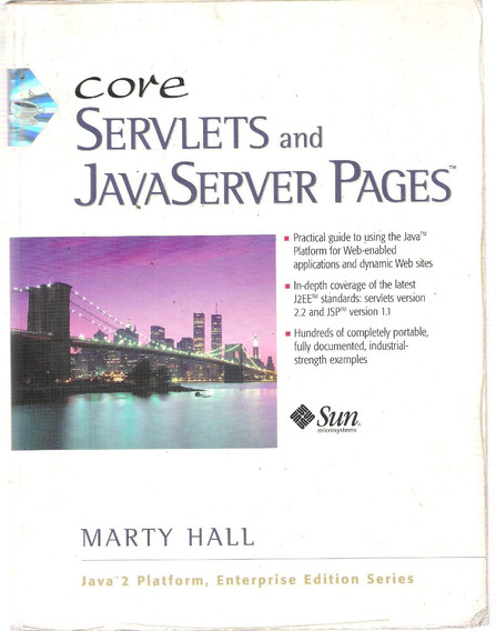 Core Servilets And Javaserver Pages Marty Hall