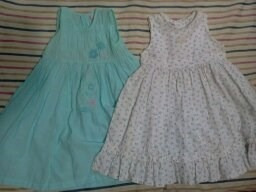 Vestidos/soleros De Nena Talle 2 Verano