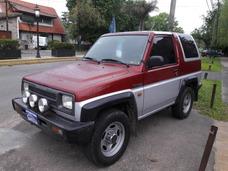 Daihatsu Feroza 4x4 Modelo 1993 Automotores Santiago