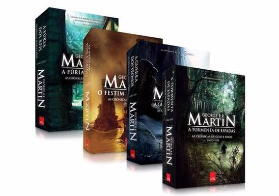 Coleção Game Of Thrones - Digital + Brinde - Promoção !!!