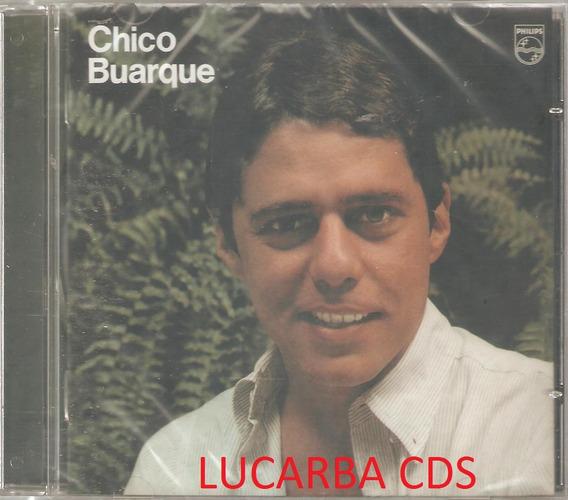 Cd - Chico Buarque - Cd Do Box - 1978 - Lacrado