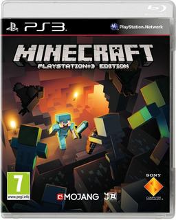 Izalo: Juego Minecraft Ps3 Físico Nuevo + Local!!