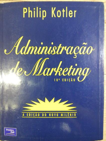 Administração De Marketing Kotler 2001