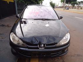 Peugeot 206 1.6 16v 2004 Sucata Somente Pecas