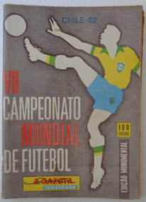 Revista Gazeta Esport Ilustr Jun 1962 7o. Campeonato Mundial