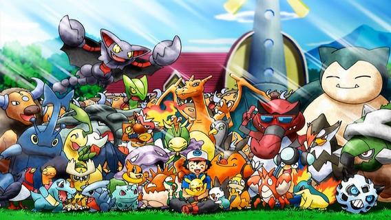 Oras Y X - Pacote Com Todos Os 42 Pokemon De Ash Ketchum 6iv