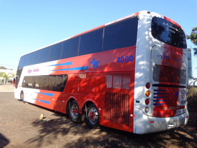 Ônibus Busscar Dd Panoramico.