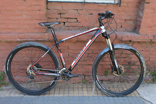 Bicicleta Mazzi Speedfox 29er 20v Full Deore Planet Cycle
