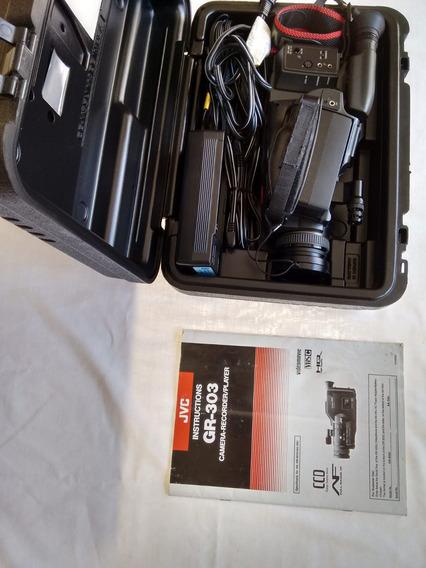Filmadora J V C Modelo G R-303 V H S