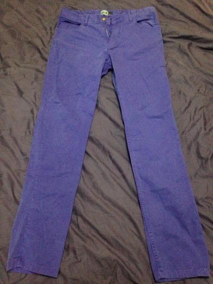 Pantalon Hombre Misura Talle 42 Color Lila Excelente Estado