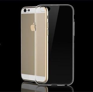 Capa Capinha Transparente iPhone 6 Plus 5,5 Pol Frete Grátis