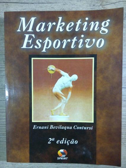 Marketing Esportivo Ernani Contursi 1996