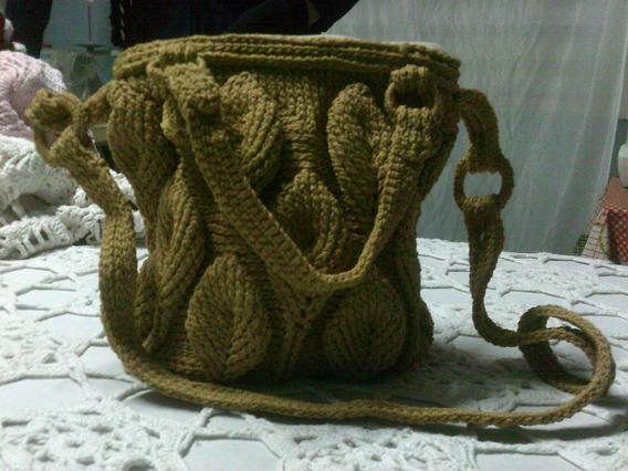 Carteritas Tejidas A Crochet