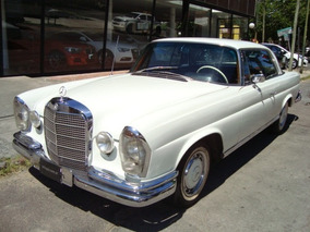 Mercedes Benz 280 Se Con Todos Los Accesorios Originales