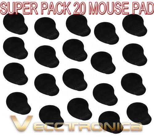 Paquete De 20 Mouse Pad Protege Tus Manos Con Lo Mejor Woow