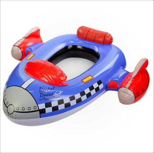 Flotador Bote Infantil  Avion Carro Tiburon 27kg