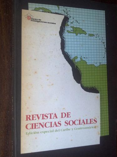 Revista Ciencias Sociales Caribe Centroamérica Xxv 1986 3-4