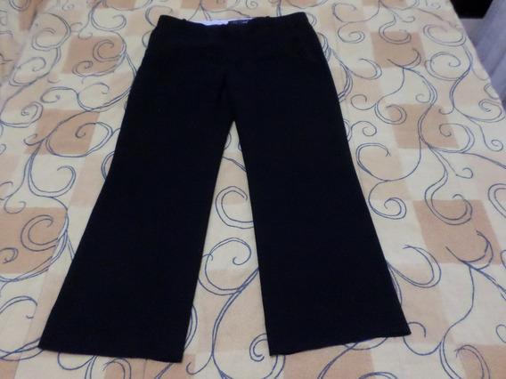 Calça Casual Zara Woman Tamanho 48 Preta Otimo Estado Sacola