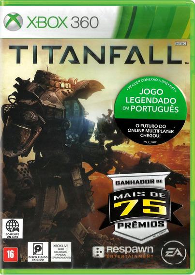 Titanfall - Xbox 360 - S. G.