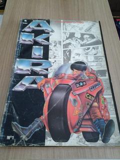 Akira N°1 - Editora Globo.