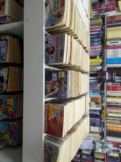 Julia Bianca Sabrina 10 Livros Por R$ 35,00