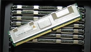 2gb (2x1gb) Udimm Fb Mac Pro 1.1 2.1 3.1  Somos Compumacypc