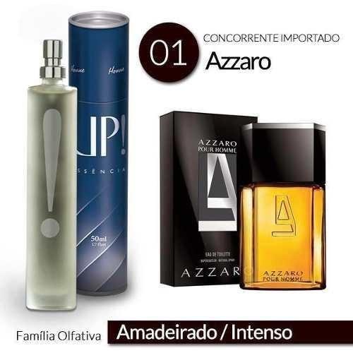 Perfume Masculino 50ml - Up! 01 - Azzaro R$ 104,00