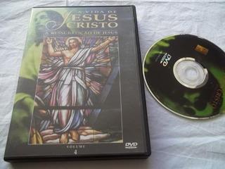 * Dvd - A Vida De Jesus Cristo - Filme Romance