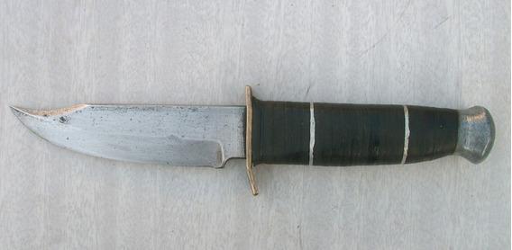 Cuchillo Incufi Hoja De 10,3 Cm