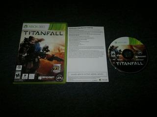 Titanfall Completo Para Xbox 360,excelente Titulo