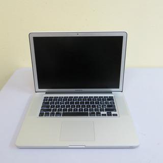 Macbook Pro I7 15,4 8gb 128 Gb Ssd Mc721ll/a (leer Descripc)