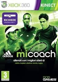 Game Micoach By adidas For Kinect. Xbox 360. Frete Grátis.