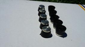 10 Botões De Marshall Jcm 800 Originais