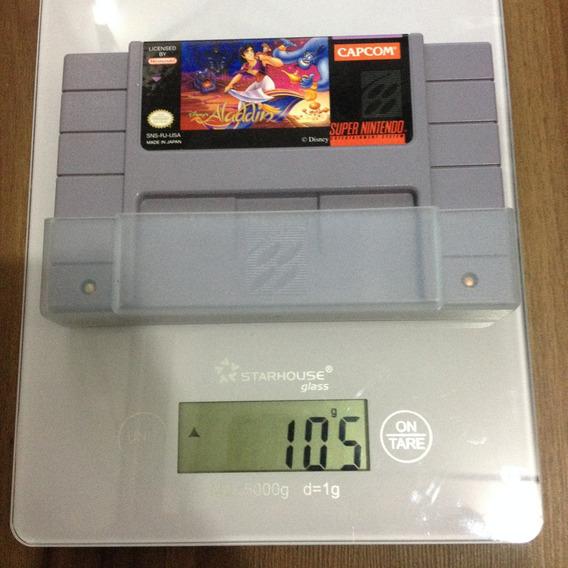 Cartucho Aladdin Original - Super Nintendo - Snes