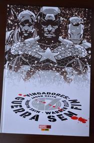 Vingadores - Guerra Sem Fim - Graphic Novel