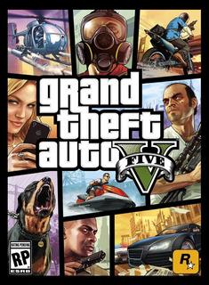 Grand Theft Auto V Pc Rockstar
