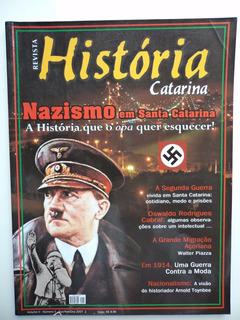 Revista História Catarina - Volume 5 - 2007 - 78 Pg
