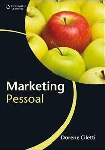 Livro Marketing Pessoal Dorene Ciletti