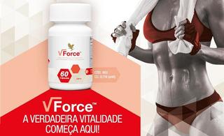 Vforce Forever - Cápsulas Energética / Melhora Tb Desempenho